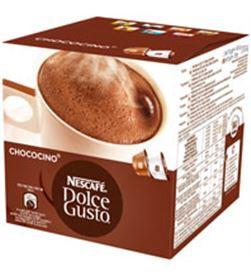 Nestlé 12312139CAIXA cafe chococcino dolce gusto 12312139 16 capsulas - 07613031252688
