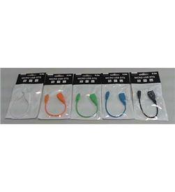 0001011 adaptador micro usb otg-polybag vivanco 171804 - todoelectro