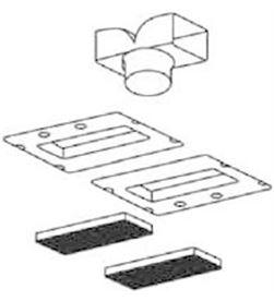 0001040 40490109 set recirculacio teka Accesorios extracción - 40490109