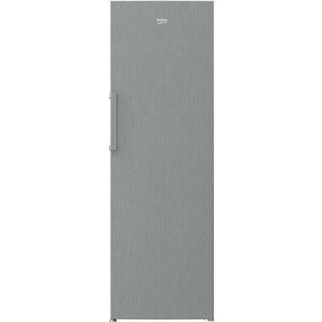Congelador  vertical  no frost inox Beko rfne312i31pt (185x59,5x65) MODELO NUEVO