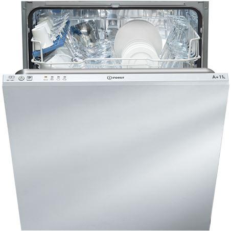 Indesit lavavajillas de encastre 60 cm DIF 14B1 EU