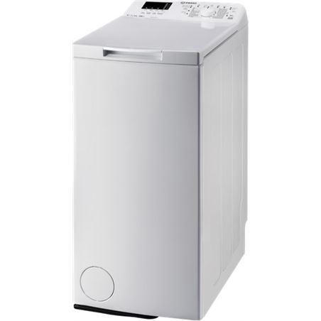 Indesit lavadoras carga superior ETW D 61252 W (es)
