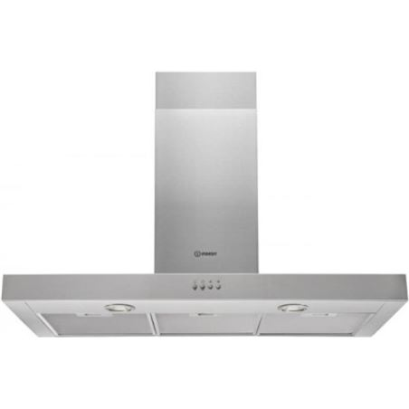 Campana decorativa Indesit IHBS95AMX