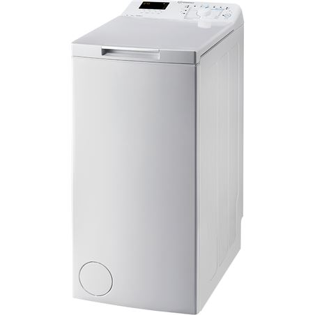Lavadora carga superior Indesit BTWD61053,6kgs,100