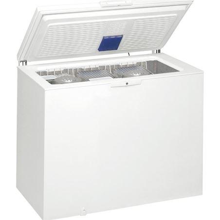 Whirlpool congeladores horizontales WHE 3133