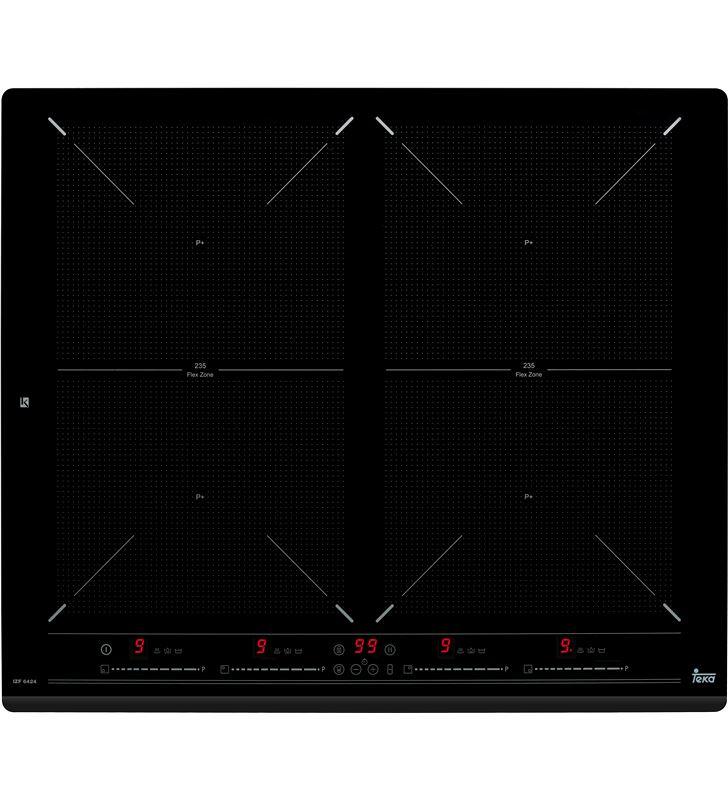 Placa inducción independiente  Teka izf6424 10210181 - 10210181