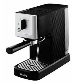 Cafetera express Krups XP344010 steam&pump 15bares - XP344010
