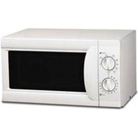 Microondas grill 20l Hyundai HYMI20LGMB blanco