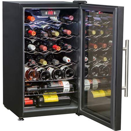 Todoelectro.es vinoteca cavanova cv022t 22 botellas 72x42cm