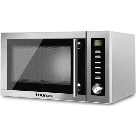 Microondas - Taurus laurent, grill, 25 litros, potencia 900 w 970927