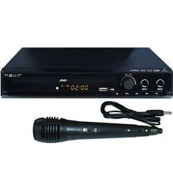 Dvd sobremesa + karaoke Nevir NVR2329DVDKUm Almacenamiento - NVR2329DVDKUM