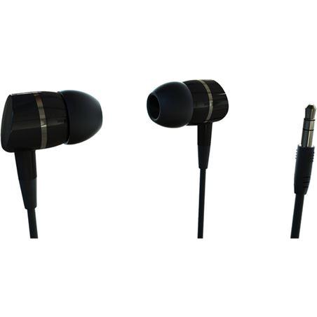 Auricular solidsound Vivanco 38901 negro