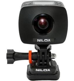 Todoelectro.es 13NXAK3600001 cámara acción nilox evo 360+ fhd wifi - NIL13NXAK3600001