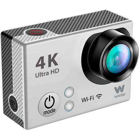Videocamara accion Woxter sport cam 4k negra SPORTCAM4K