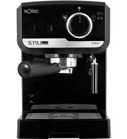Cafetera express Solac ce4493 stillo espresso 19 bares negra CE4493ESPRESSO - CE4493