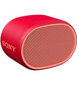 Altavoz portatil Sony srxb01r extra bass bluetooth rojo SRSXB01R - SRSXB01R