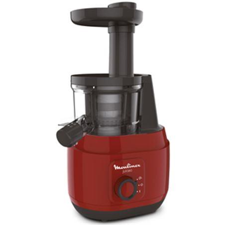 Licuadora prensado Moulinex juiceo roja ZU1505