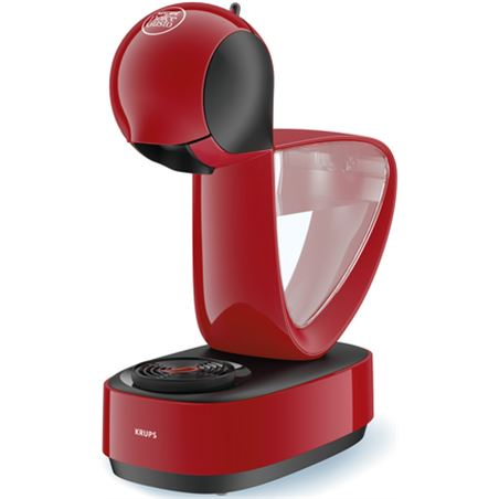 Cafetera dolce gusto Krups KP1705 infinissima roja