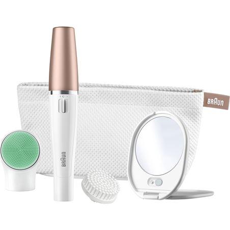 Depiladora Braun 851 v cuidado facial premium multipack 851_V