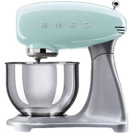 Robot cocina Smeg SMF01PGEU 800w verde claro