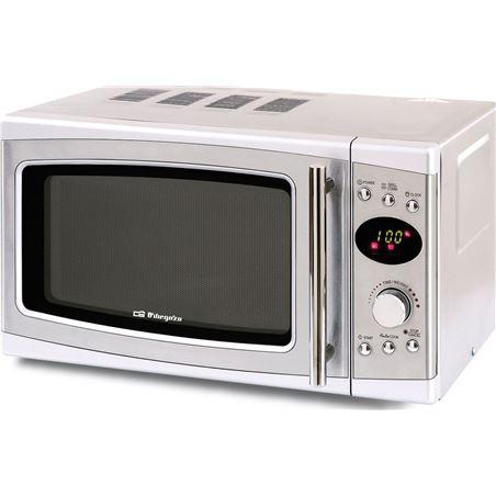 Orbegozo microondas de 700 w. capacidad 20 l. grill de 900 14709