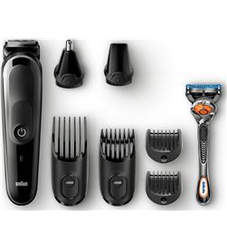 Barbero multigroomer Braun MGK5060 Barberos y cortapelos - BRAMGK5060