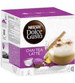 Dolce 12395772 bebida gusto chai tea latte Cafeteras express - 12113594