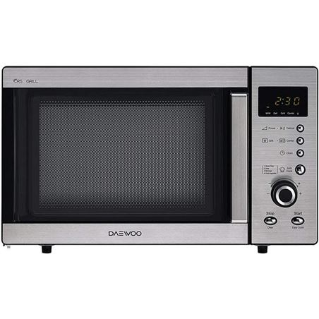 Microondas con grill Daewoo kog-a8b5r inox KOGA8B5R