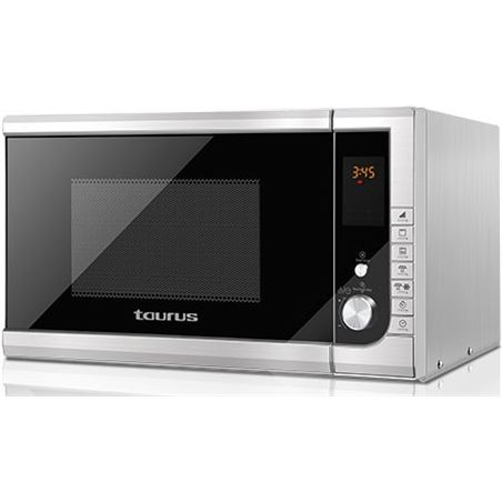 Microondas - Taurus 970.929 style, 900w, 23l, 9 velocidades, grill 970929