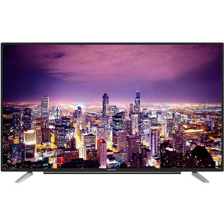 Lcd led 65 Grundig 65VLX7730BP 4k smart tv satelite bluetooth