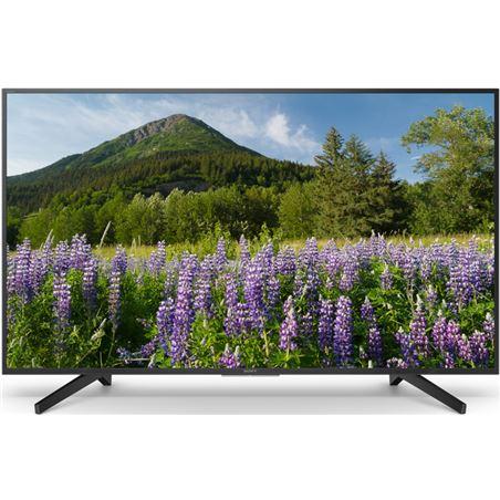 65'' tv 4k hdr Sony KD65XF7096BAEP