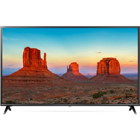 65'' tv Lg uhd4k 65UK6100PLB