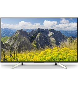 55'' lcd Sony 4k hdr, x-reality pro, android KD55XF7596BAEP - 4548736076846