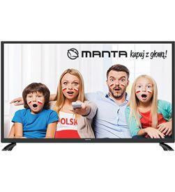Manta tv led 32'' LED320M9 hdmi usb TV Led  de 24'' a 32'' - LED320M9