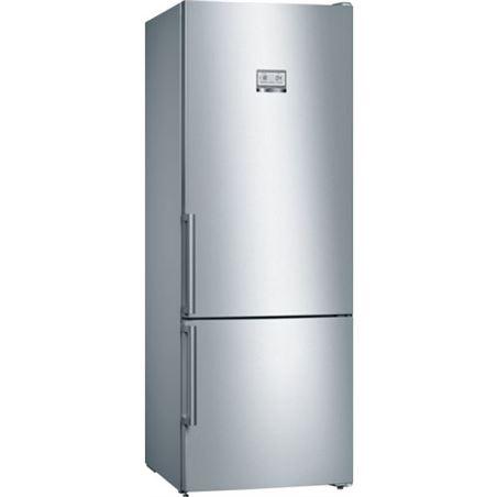 Bosch, KGN56HI3P, frío, frigorífico combinado nofrost, a++, libre instalaci