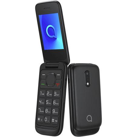 Tel?fono libre Alcatel 2053d 6,10 cm (2,4'') microsd/c?mara/fm negro 2053DB - ALC2053DB