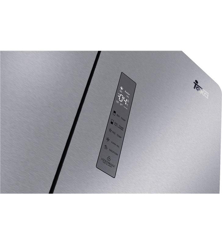 Teka frigorifico side by side gourmet rfd 77820 inox 113430005 - 67450120_1808730172