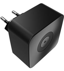 Todoelectro.es MUACC0117 transformador usb muvit 2.4a sin cable negro - MUACC0117