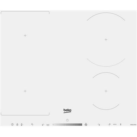 Encimera inducción Beko HII64500FHTW