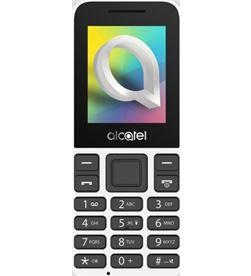 Alcatel 1066DW teléfono libre 1066d bluetooth fm cámara sd blanco - 4894461747750
