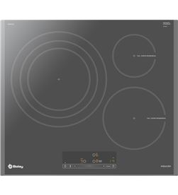 Balay 3EB967AU placa inducc antracita 60cm 3zon Vitrocerámicas - 3EB967AU