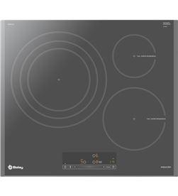 Placa inducc Balay 3EB967AU antracita 60cm 3zon Vitrocerámicas - 3EB967AU