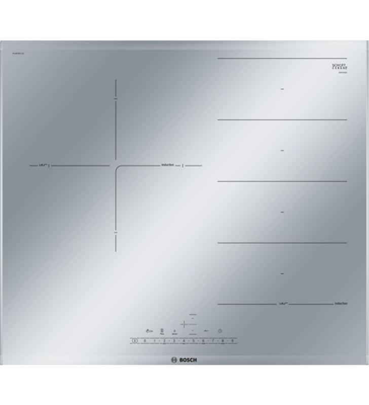 Placa inducción  independiente  Bosch PXJ679FC1E 60cm 2 zon - PXJ679FC1E