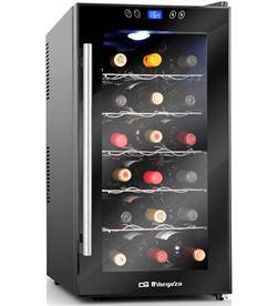 Orbegozo vinoteca 18 botellas. display digital. vt1860 - VT1860