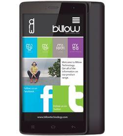 Billow telefono 5'' quad core negro s501hdb Terminales telefono movil smartphone - S501HDB