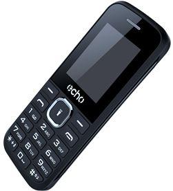 Todoelectro.es echo firstn - móvil (dual sim, 1.77'') color negro 08163742 - 08163742