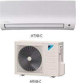 (2) conjunto a.a Daikin inverter AXB50C tecnologia - AXB50C