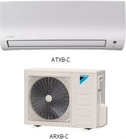 Daikin AXB50C (2) conjunto a.a inverter tecnologia - AXB50C