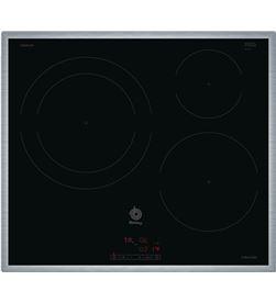 Balay 3EB865XR placa electrica inducc inox 60cm 3z - 3EB865XR