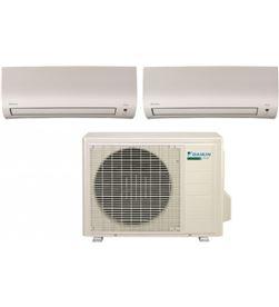(3) a.a. multi 2x1 2AX40KV1 Daikin inverter clase Aire acondicionado de pared - 2AX40KV1